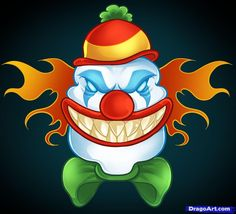 How  draw  evil clown (easy) - youtube, To  whats coming     eye   facebook site! Description from appsdirectories.com. I searched for this on bing.com/images