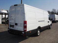 Iveco Daily 35S13V Klima, lang +, Bestelwagen Verhoogde bestelwagen in Nürnberg, gebruikt kopen bij AutoScout24 Trucks