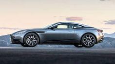 Aston Martin DB11 leakes before Geneva debut