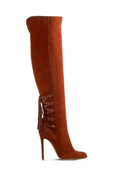 fall 2012, Gianvito Rossi, shoes, boots + booties, high heels, brown