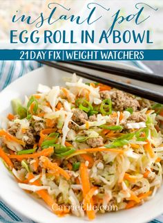27 Amazing Weight Watchers Instant Pot Recipes to Make! 27 Amazing Weight Watchers Instant Pot Recipes to Make! Day Fix 27 Amazing Weight Watchers Instant Pot Recipes to. Ww Recipes, Healthy Recipes, Healthy Food, 21 Day Fix Recipies, Lean Recipes, Recipe Lists, Cooking Recipes, Healthy Sides, Healthy Lunches
