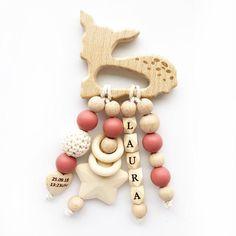 Bambi, Diy Bebe, Baby Teethers, Teething Toys, Montessori Toys, Baby Rattle, Baby Toys, Wooden Toys, Baby Gifts