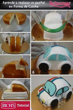 Vocho cake