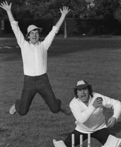 Michael Palin and Terry Jones British Humor, British Comedy, Eric Idle, Terry Jones, Terry Gilliam, Michael Palin, Monty Python, Pretty Pictures, Pretty Pics