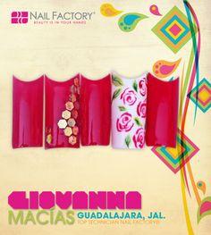 #Giovanna #lovenailfactory #Vivamexico