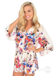 These Days Romper   Monday Dress Boutique