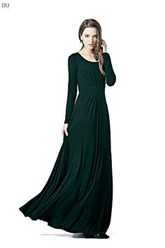 Charm Prince Round Olive Green Formal Dresses For Women, Nice Dresses, Casual Dresses, Roaring 20s Dresses, Temple Dress, Long Sleeve Maxi, Dress Brands, Designing Women, Dress Collection