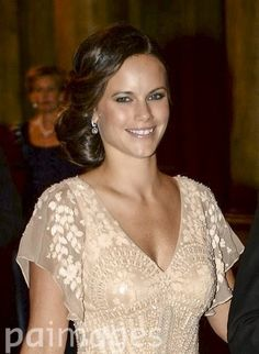Swedish Royal Family hosted a dinner in honour of the 2014 Nobel Prize Laureates at the Royal Palace in Stockholm