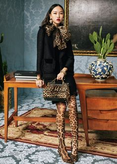 Discover the new Dolce & Gabbana Women's Animal Collection for Fall Winter 2019-20 and get inspired. Visit the official website Dolcegabbana.com.