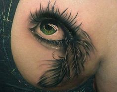 realistic-eye-tattoo-with-feathers.jpg 500×398 pixels