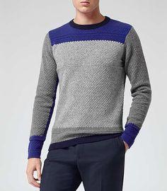 Reiss Birdie Knitwear