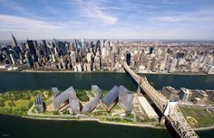 Cornell's Proposed NYC Tech Campus_AerialRendering 001-w1280-h1280