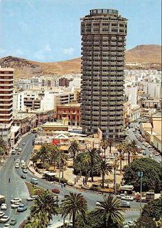 HOTEL DON JUAN 1970 Tenerife, Gran Canaria Hotel, Edge City, Don Juan, Canario, Canary Islands, 5 Star Hotels, Skyscraper, Multi Story Building