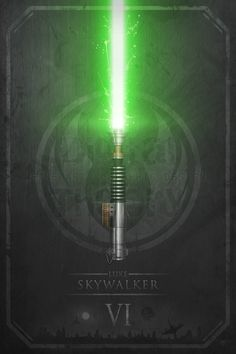 With the addition of Luke's ROTJ saber, I've just rounded out the original Star Wars trilogy in the new lightsaber series I'm working on called 'Elegant Weapons'. My goal was to represent these pieces of classic cinema in a way that would truly do...