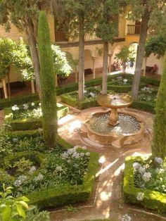 Diy Garden, Dream Garden, Garden Paths, Paradise Garden, Garden Arbor, Garden Table, Nature Aesthetic, Travel Aesthetic, Spring Aesthetic
