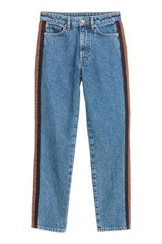 Vintage High Jeans - Denim blue - Ladies | H&M CA