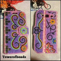 Samsung Galaxy3 case for sale  $80  Email Towerofbeads@gmail.com if interested.