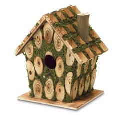 Rustic Wood Birdhouse Design Ideas, Natural Choices for Feathered Friends Birdhouse Designs, Bird House Kits, Bird Aviary, Kit Homes, Rustic Wood, Wood 8, Wood Bird, The Ordinary, Whimsical