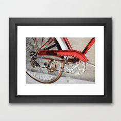 Wheel Good Fun Framed Art Print by Fiona & Paul Photography and Digital Art - $35.00