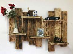 Küchenregal alt ~ Küchenregal palettenregal regal aus holz badregal