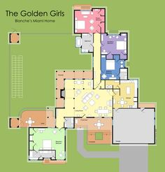houses the golden girls more movies tv golden girls 1985 tv movies