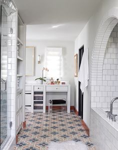 Azulejos | Tiled floor