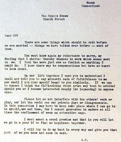 Amelia Earhart's Pre-Nup Revealed