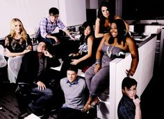Glee fav pic of the cast