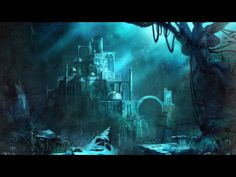 Underwater Castle- Free Trine 2 Wallpaper Gallery - Best Game Wallpapers