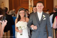 wedding picture recessional