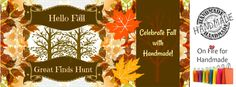 Great Finds Hunt On Fire for Handmade weekly event. Show me your Handmade Chocolate Browns! We Love Handmade! Handmade Chocolates, Hello Autumn, Fire, Etsy