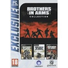 Brothers In Arms Collection for PC from Ubisoft