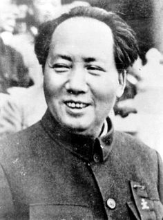 murdered over 80 million during his cultural revolution. Rare Pictures, Historical Pictures, Mao Zedong, Evil People, Guerrilla, World History, Revolutionaries, Brunei, The Past