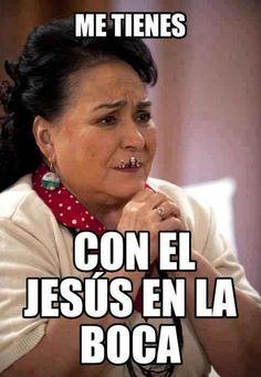 Sagrada Salinas: | 15 Memes de Carmen Salinas que necesitan ser playeras