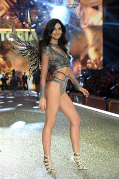 cool SEE EVERY RUNWAY LOOK IN THE 2016 VICTORIA'S SECRET FASHION