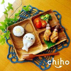 Kawaii Bento, Cute Bento, Food Art Bento, Japanese Food Art, Japanese Style, Kawaii Cooking, Bento Recipes, Bento Ideas, Amazing Food Art