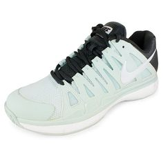 Nike Women`s Zoom Vapor 9 Tour Tennis Shoes Fiberglass/Anthracite/White