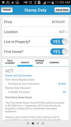 Know about the estimated charges and applicable grants concessions u - Mortgage Amortization Estimator - Prep yourself before your refinance your mortgage - Know about the estimated charges and applicable grants concessions using Refinance Mortgage, Mortgage Payment, First Home Buyers Grant, Interest Only Loan, First Home Owners, Mortgage Amortization, Stamp Duty, Property Investor