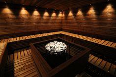 Allas Helsinki sauna, Sun Sauna Swing Clean