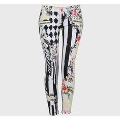 Balmain Miami Venus Skinny Jeans ($2,100) ❤ liked on Polyvore