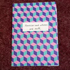 f59e9eca0 Feminism and witches and stuff Zine. Bisexuality, symbols and quotations.  Feminist zine.