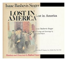 analysis of lost by isaac bashevis singer On october 14th, we discussed and analyzed in class the story the day i got lost by isaac bashevis singer we worked in groups this presentation was interesting.