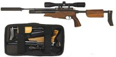 Full specification performance - in a takedown format The Air Arms TDR is described perfectly by its name. Air Rifle Hunting, Hunting Rifles, Take Down Bow, Revolvers, Take Apart, Assault Rifle, Weapons Guns, Pistols, Airsoft