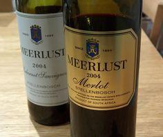 Meerlust Wines (South Africa)