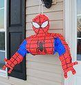 PINATAS PLUS - Spider-Man Piñata. Email or Facebook message Pinatas Plus to place your custom handmade piñata order!