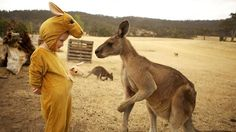 YOU can't get much more Australian than this.