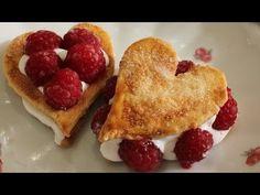 ▶ Receta de postre para San Valentín - YouTube