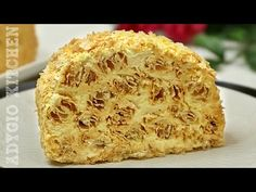 Rulada Imperiala / Napoleon rapid cu 3 ingrediente, o rulada cum nu ai mai mancat! - YouTube Romanian Desserts, Napoleon, Dessert Drinks, Cakes And More, Macarons, Mai, Make It Yourself, Rolls, Cooking Recipes