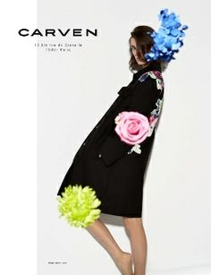 Carven   Campagne Été 2014