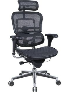 Ergonomic Chair Office five best office chairs | upholstery, office workspace and office